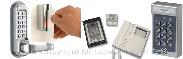 Cowbridge Locksmith Access Control