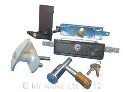 Mr Locks Garage Door Locks