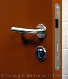 Mr Locks Industrial Door Lock