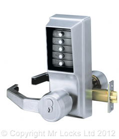 Cowbridge Locksmith Mechanical Codelock 2